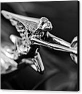 1934 Packard Hood Ornament 2 Canvas Print by Jill Reger