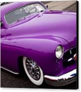 1950 Purple Mercury Canvas Print