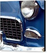 1955 Chevy Front End Canvas Print