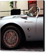 1955 Porsche 550 Rs Spyder . 7d 9411 Canvas Print