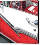 1956 Ford Fairlane Convertible 2 Canvas Print