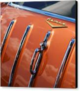 1957 Chevrolet Nomad Canvas Print