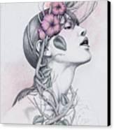 196 Canvas Print by Diego Fernandez