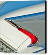 1960 Cadillac Eldorado Biarritz Convertible Taillight Canvas Print