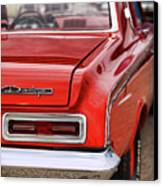 1963 Dodge 426 Ramcharger Max Wedge Canvas Print by Gordon Dean II