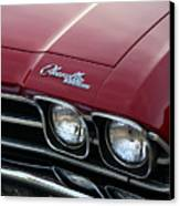 1968 Chevy Chevelle Ss Canvas Print by Gordon Dean II
