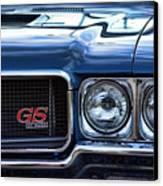 1970 Buick Gs 455 Canvas Print by Gordon Dean II
