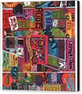1976 Canvas Print