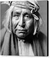 Apache Man, C1906 Canvas Print