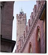 Bologna Tower Canvas Print
