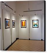 Exhibition Cozumel Museum Canvas Print