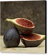 Figs Canvas Print by Bernard Jaubert