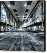 Industrial Canvas Print