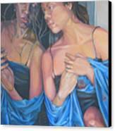Introspect Canvas Print