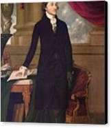 John Jay (1745-1829) Canvas Print by Granger