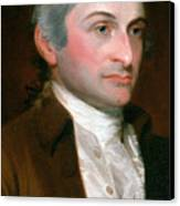 John Jay, American Founding Father Canvas Print