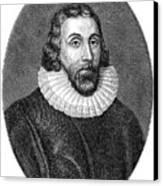 John Winthrop (1588-1649) Canvas Print by Granger
