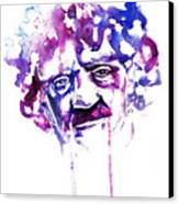 Kurt Vonnegut Canvas Print