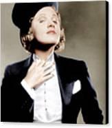 Morocco, Marlene Dietrich, 1930 Canvas Print by Everett