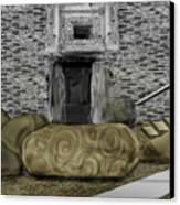 Newgrange Ireland Canvas Print