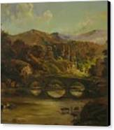 Renoir Lives Here Canvas Print by Tigran Ghulyan