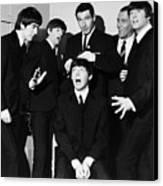 The Beatles, 1964 Canvas Print