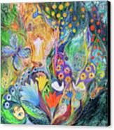 The Spirit Of Jerusalem Canvas Print