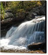 Wild Basin White Water Canvas Print by Brent Parks