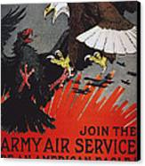 World War I: Air Service Canvas Print by Granger