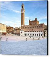 Siena Canvas Print by Andre Goncalves