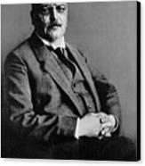 Alois Alzheimer, German Neuropathologist Canvas Print