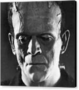 Frankenstein, 1931 Canvas Print