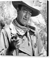 John Wayne (1907-1979) Canvas Print