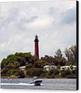 Jupiter Florida Canvas Print