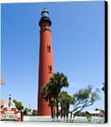 Ponce De Leon Inlet Lighthouse  Canvas Print