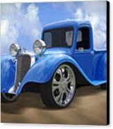 34 Dodge Pickup Canvas Print