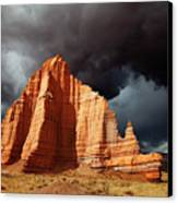 Capitol Reef National Park Canvas Print by Mark Smith