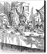 Carroll: Alice, 1865 Canvas Print