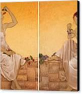 4 Seasons II Canvas Print