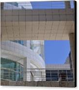 The Getty Canvas Print