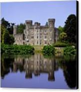 Johnstown Castle, Co Wexford, Ireland Canvas Print by The Irish Image Collection
