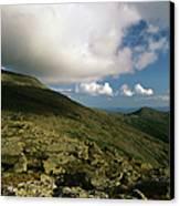 Mount Washington - White Mountains New Hampshire Usa Canvas Print
