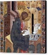 Saint Mark Canvas Print by Granger