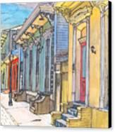 50 Canvas Print by John Boles
