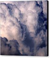Clouds Canvas Print