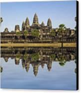 Angkor Wat Canvas Print by MotHaiBaPhoto Prints
