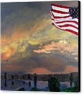 9 11 2001 Canvas Print