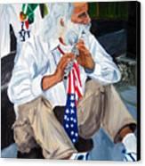 911 Tribute Canvas Print