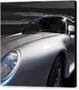959 Porsche Canvas Print
