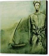 A Bunyakyusa Woman Canvas Print